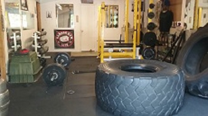 Garage Gyms are for those who embrace the lifestyle