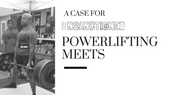 cover image for article about unsanctioned powerlifting meets