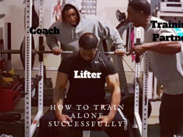 Lifter, Coach And Training Partner