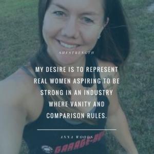 Anna Woods mission statement