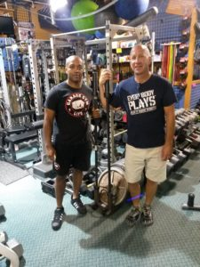 Play It Again Sports owner and John Greaves III talk used weights