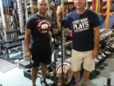 Play It Again Sports Owner Talks Used Weights