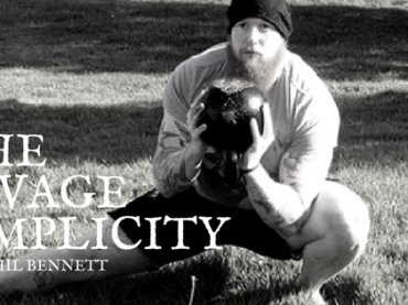 Savage Simplicity: Get To Know Phil Bennett