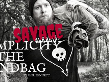 Savage Simplicity and the Sandbag