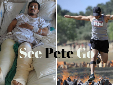 Race from Zero to Fitness with Pete Armas, Jr.