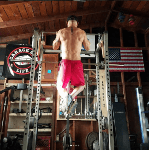 Pete Armas daily training routine