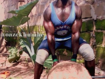 Get To Know Nigerian bodybuilder Azekhumhe Omoh