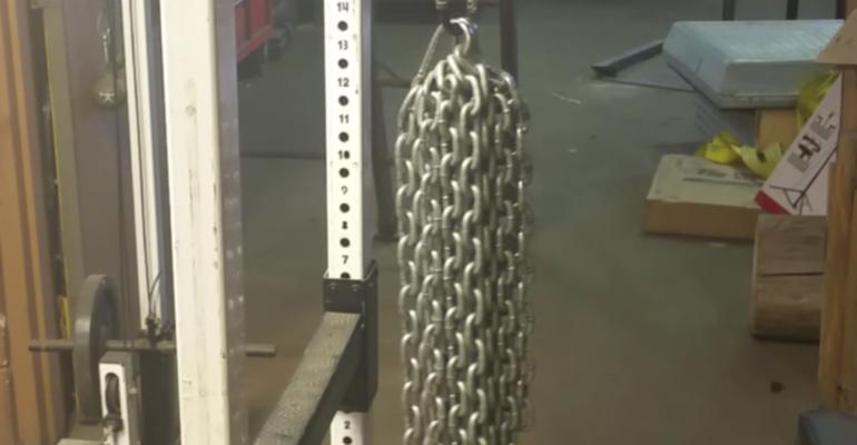 DIY Chain Collars