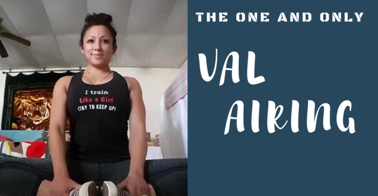 Val Airing is Seeking Her Full Potential by Helping Others