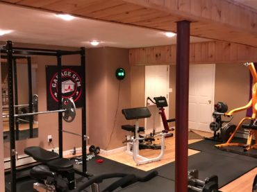 Basement Gyms