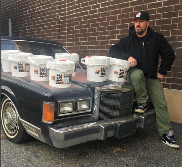 "Greg ""GDiesel"" Santarsiero is taking over the supplement industry with a blue collar work ethic and a chip on his shoulder"