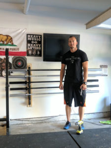 Ryan Quinn of Quinn Strength and Conditioning