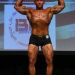 Ed Eliason at the Northwest Championship bodybuilding show