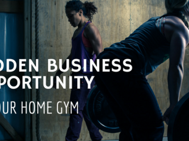 The Hidden Business Opportunity in Your Home Gym