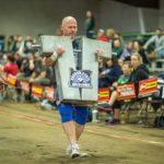 Ed Eliason at Oregon Feats of Strength