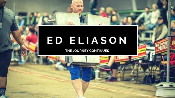 Ed Eliason image for Garage Gym Magazine