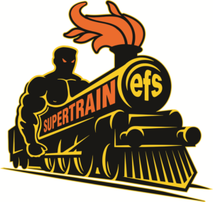 Super Train logo from Edge Fitness Systems
