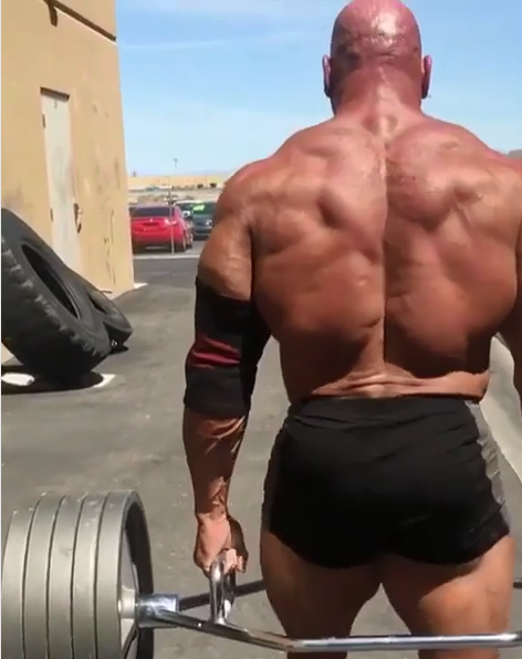 stan efferding does loaded conditioning outside