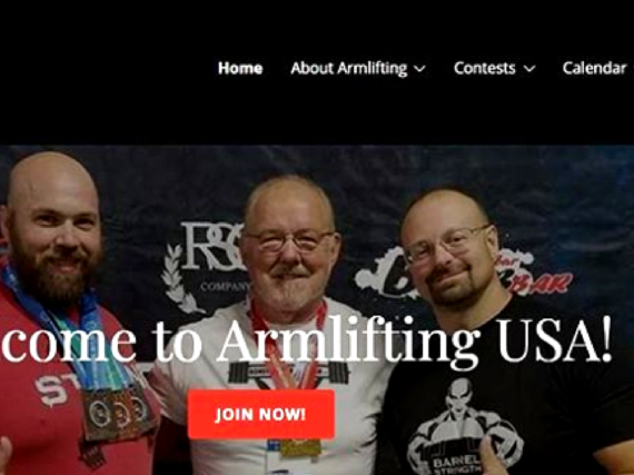 Armlifting USA Presents Your Next Favorite Strength Sport