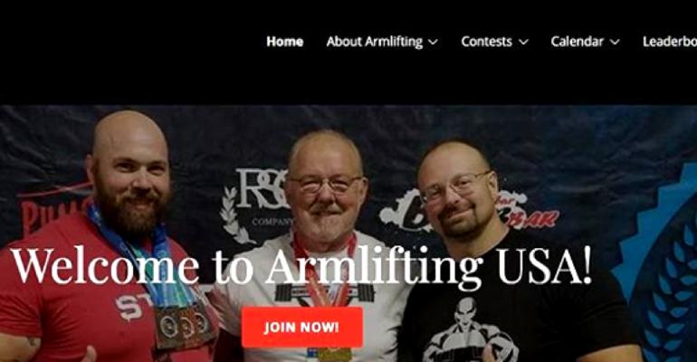 Armlifting USA Presents Your Next Favorite Strength Sport