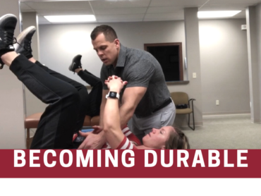 Becoming a Durable Athlete: A Non-Surgical Approach to Dealing with Injury Part II