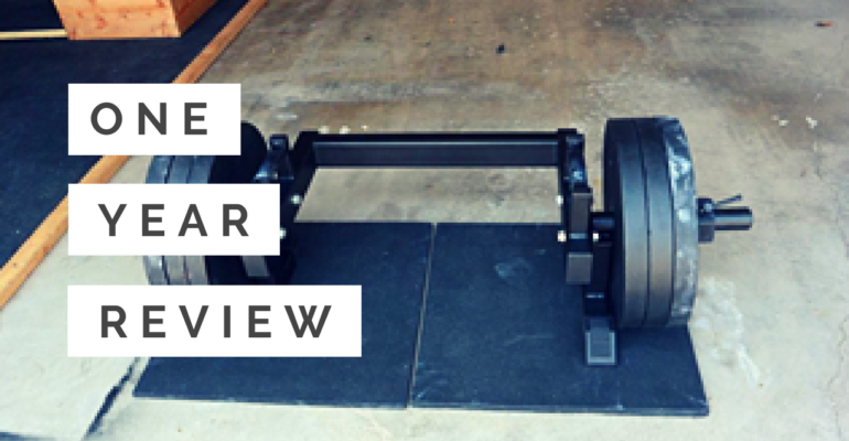 The Edge Fitness Systems Rickshaw – 1+ Year Review