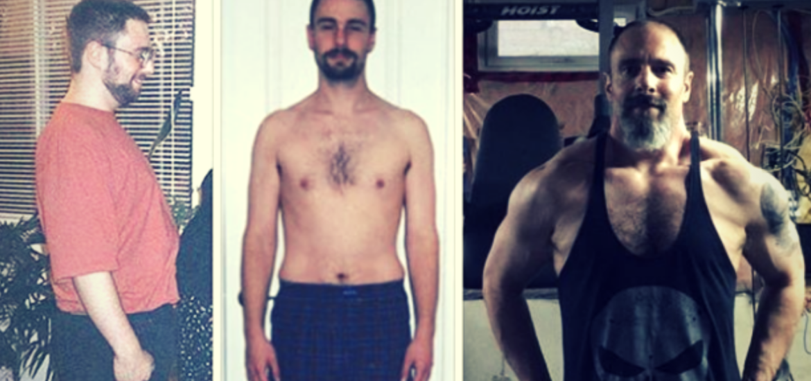 Rich Dlin has made a conscious choice to live healthy since he began recovery from his heart attack