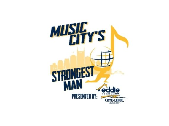 Music City's Strongest Man Live Stream