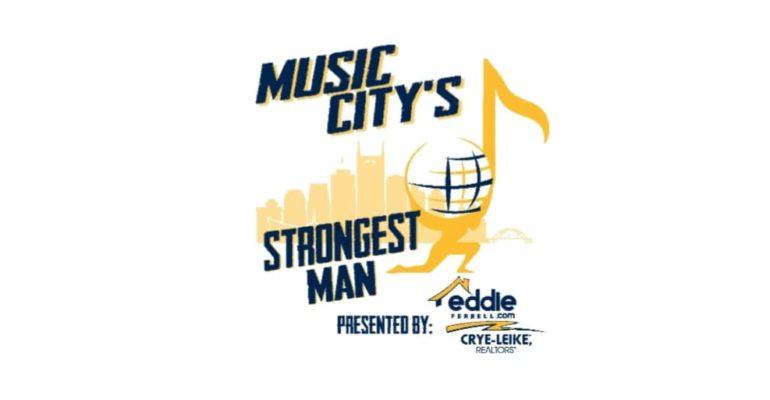 Music City's Strongest Man Live Stream